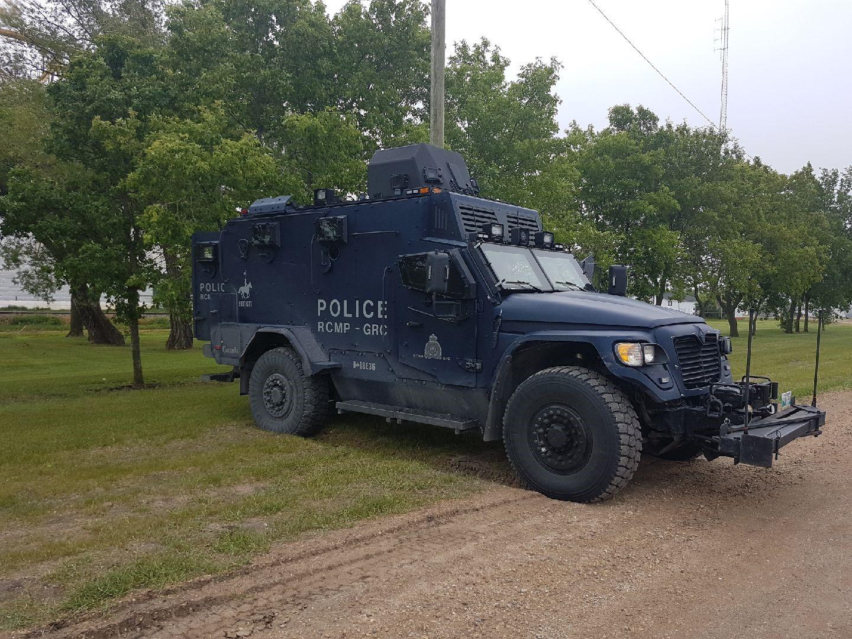 RCMP Tactical
