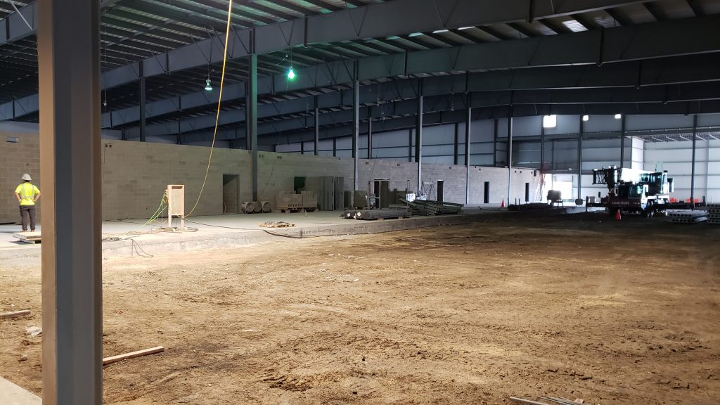August 2020 Arena