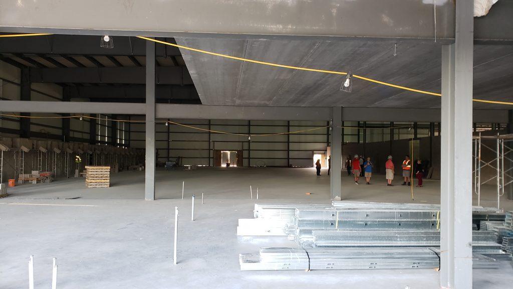 August 2020 Fieldhouse