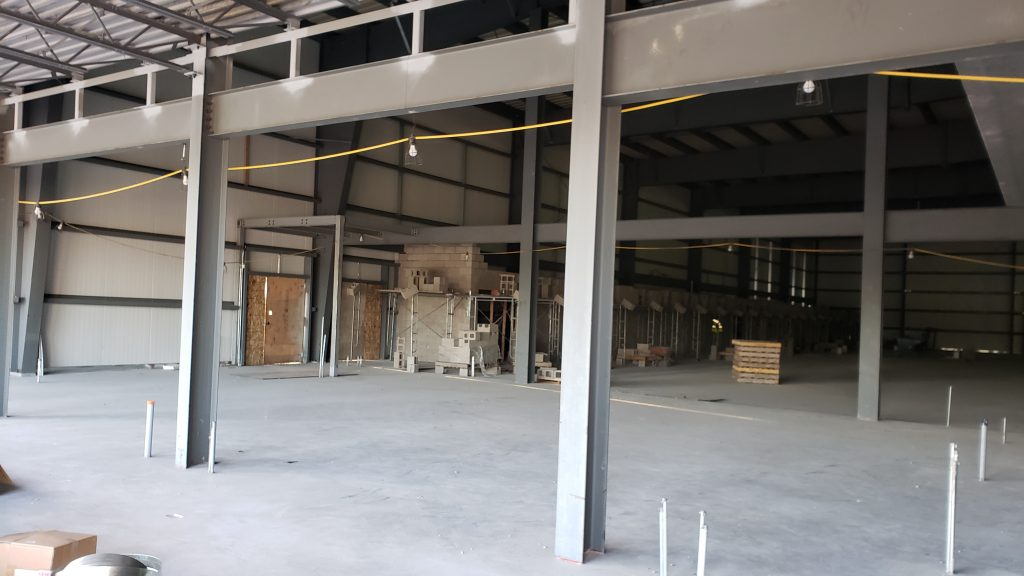 August 2020 Indoor Play structure