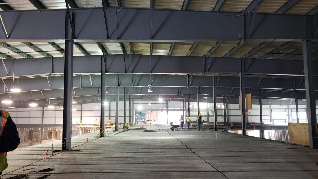 December 2020 Multipurpose Rooms