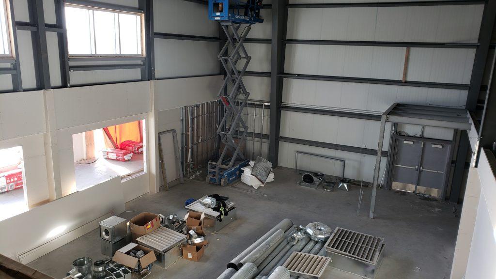 January 2021 Indoor Playarea