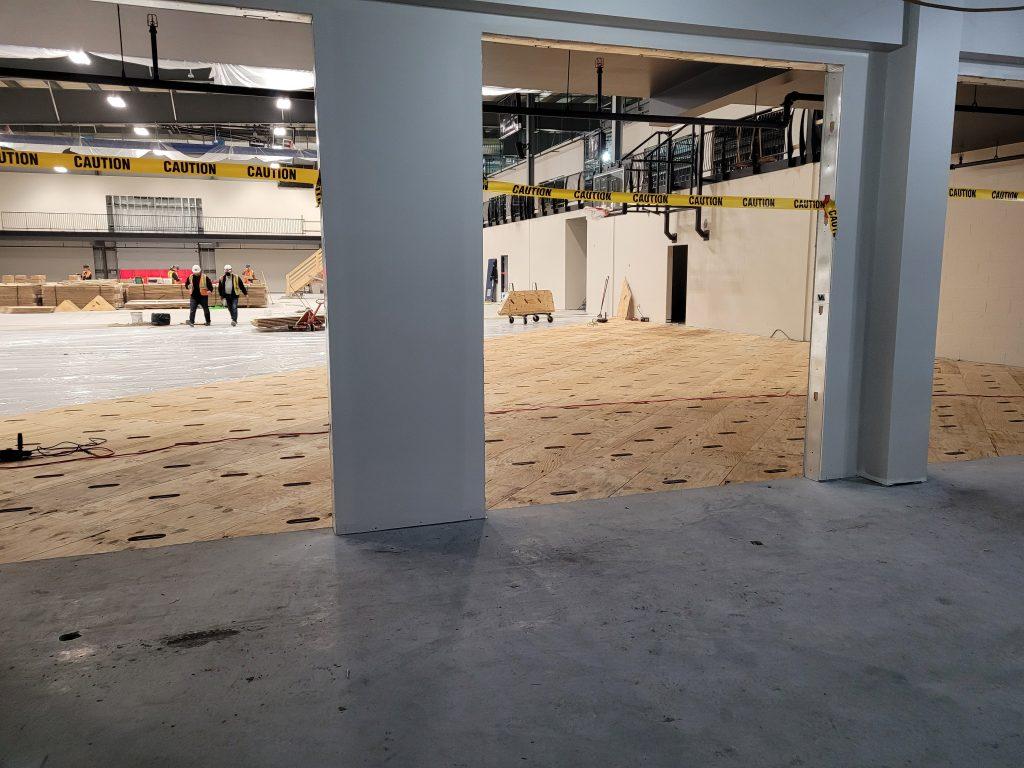 April 2021 Fieldhouse