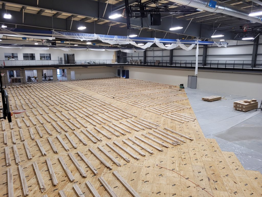 May 2021 Fieldhouse